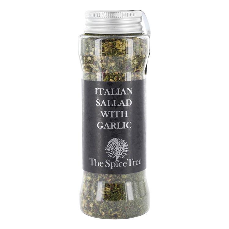 Italien Saladmix med vitlök