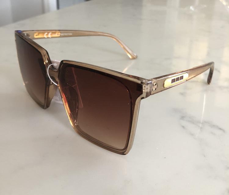 Solglasögon Brun