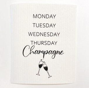 Disktrasa Monday-Champagne