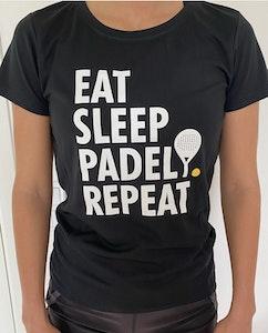 T-shirt Padel Dam