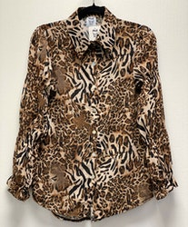 Blus Carrie Leo