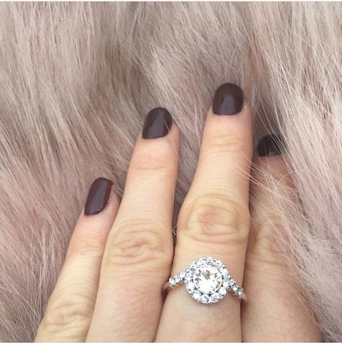 Sofia Ring  Silk