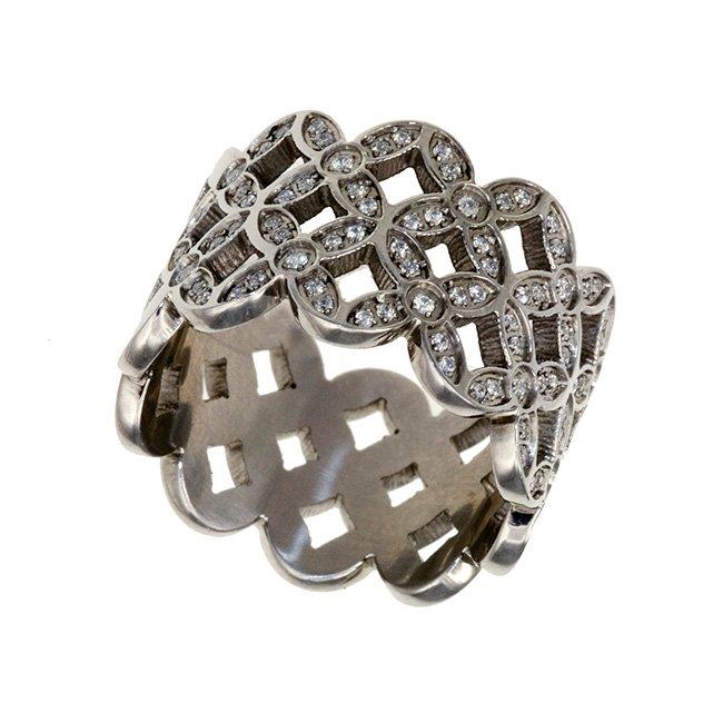 Daisy  Ring silver