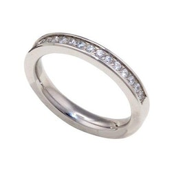 Lina  Ring  alliance  silver