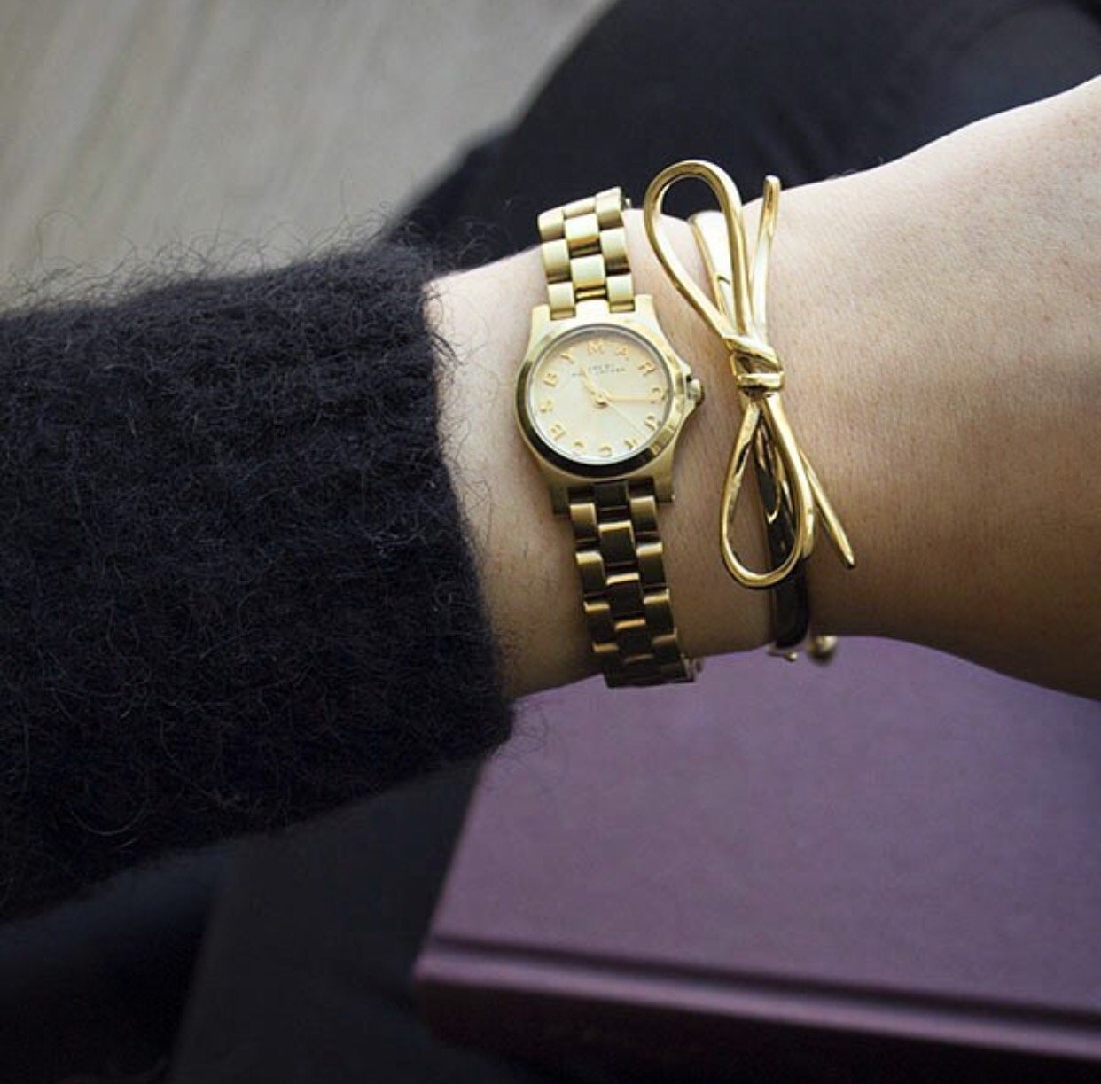 Molly  Armband  Guld