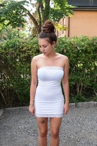Tube  Underdress  White