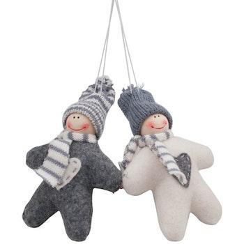 Hängande vinterbarn 2-pack