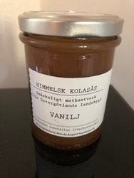 Himmelsk Kolasås  Vanilj