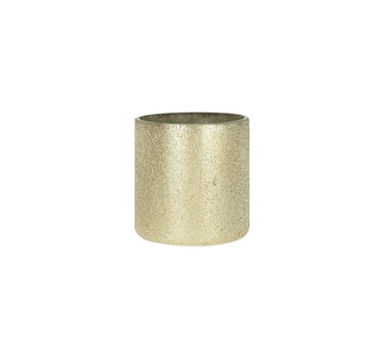 Shiny  Ljuslykta  mini  Guld