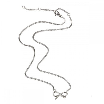 Molly  Halsband  Mini  Steel
