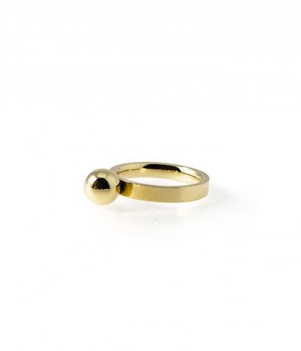 Boss  Ring  Guld