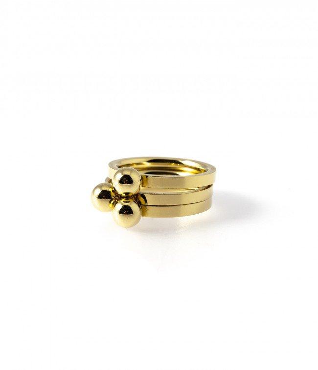 Kris  Ring  Guld