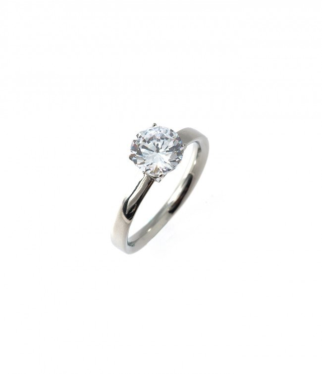 Diamond  Ring  Steel