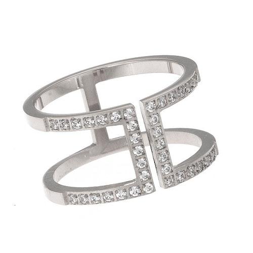 Manhattan  Ring  Steel