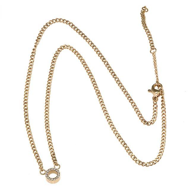 Alva  Halsband  Guld