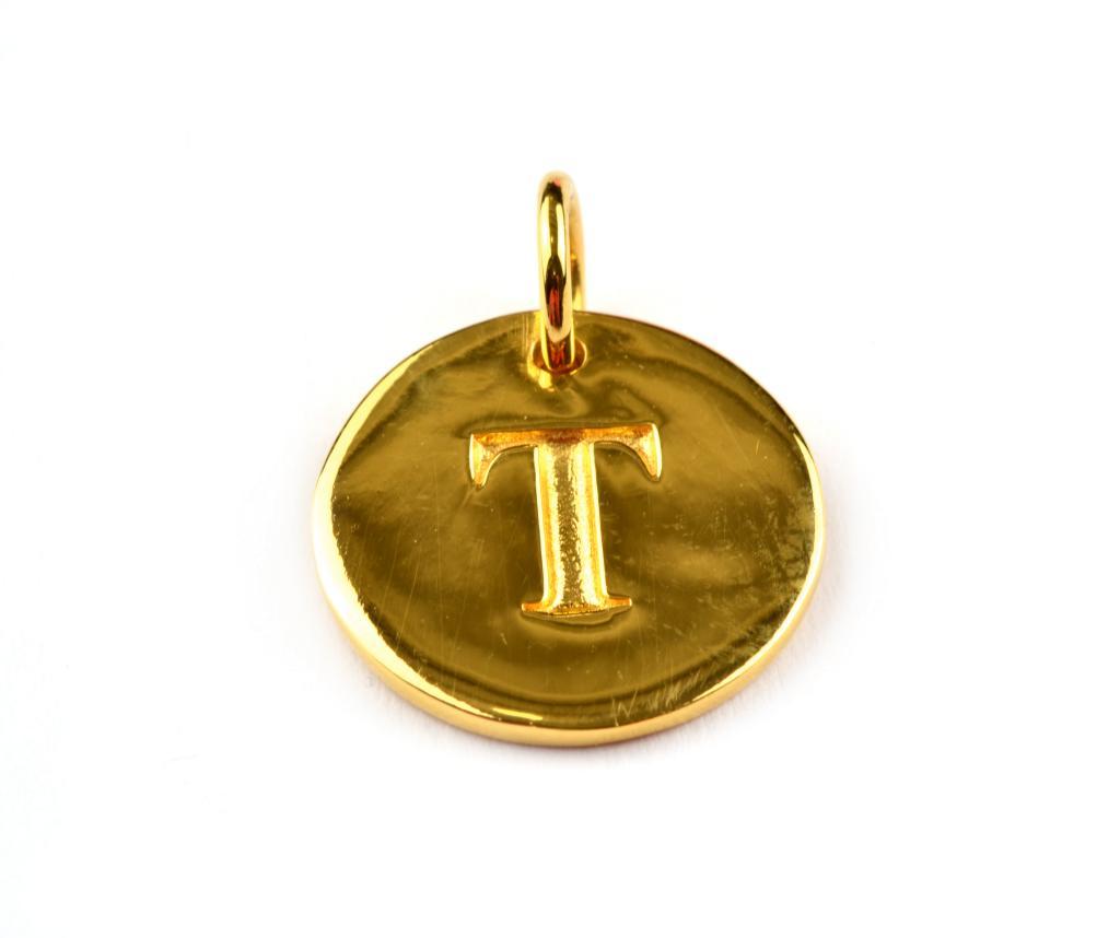 Beloved  Bokstav  Guld