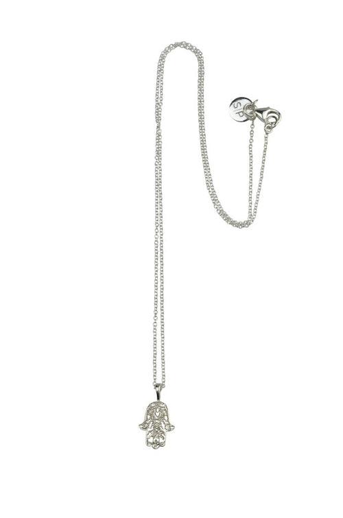 Karma  Halsband  Silver