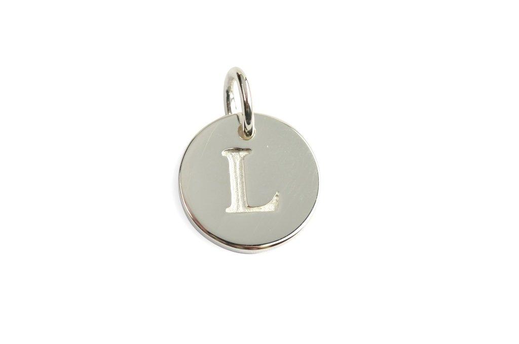 Beloved  Bokstav Mini  Silver