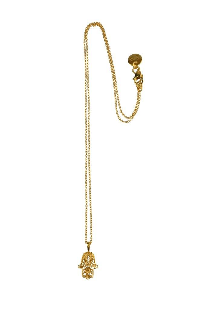 Karma Halsband  Guld