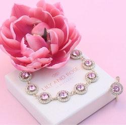 Miranda Ring  Light rose