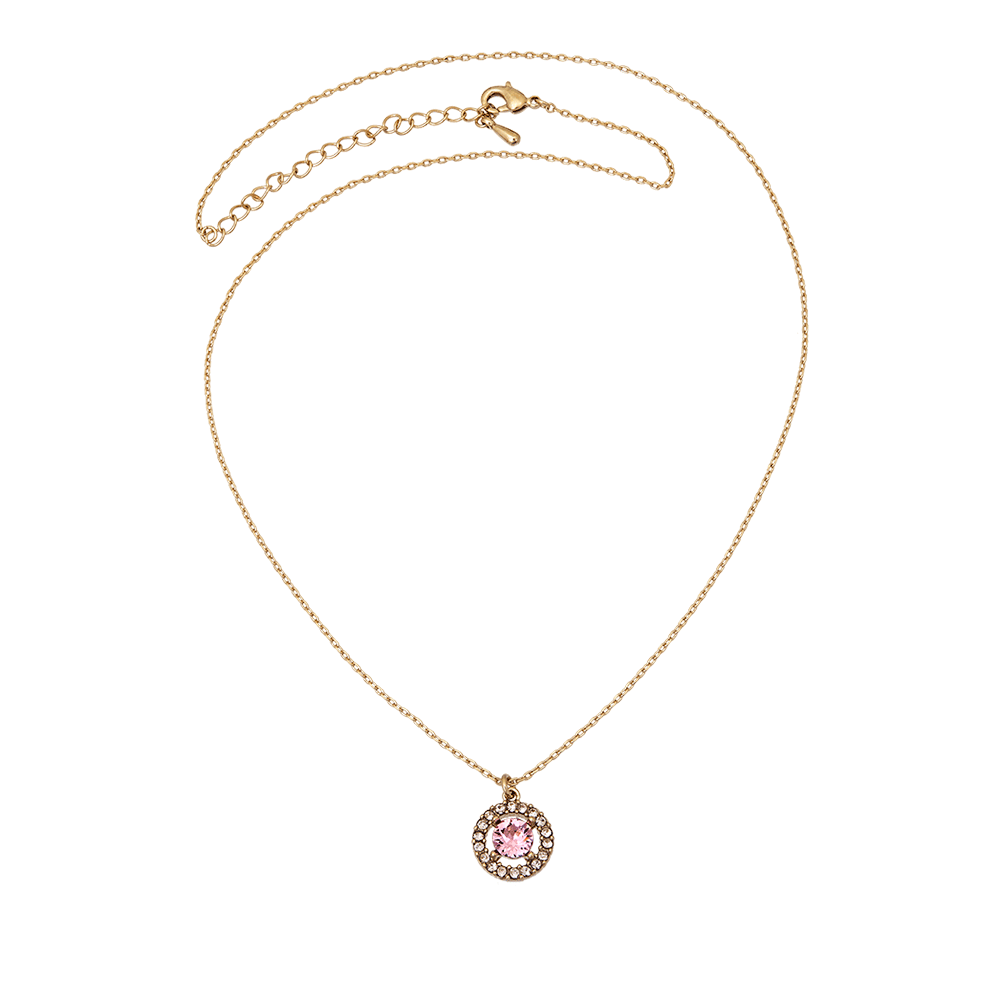 Miss Miranda  Halsband  Light rose