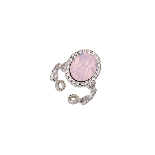 Lively Ring  Rose Opal