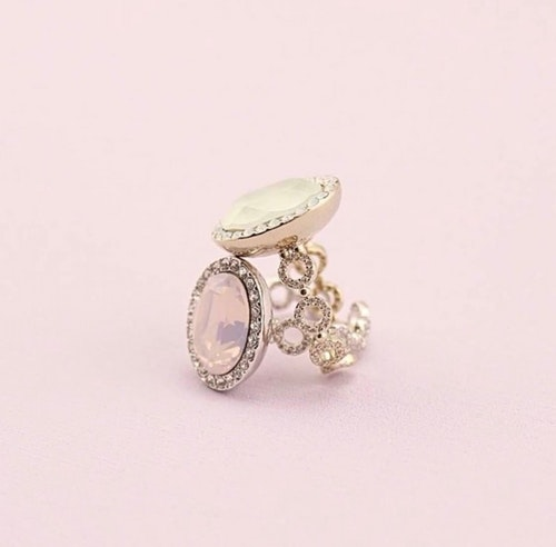 Lively  Ring  Suger Mint