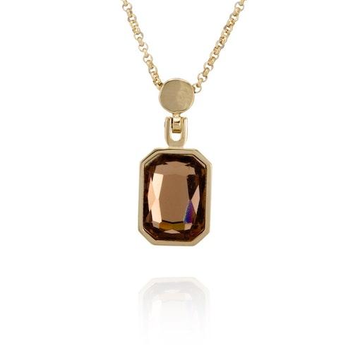 Chanelle halsband guld