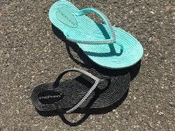 Flip- flops  Arlette  Turkos eller Svart
