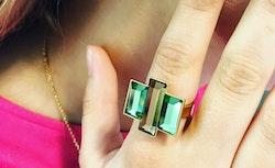 Allison Ring Guld