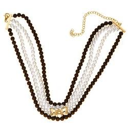 Molly Choker/Halsband  Guld