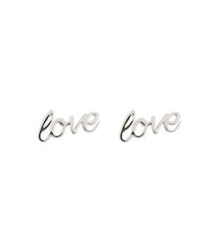 Love Örhängen Silver