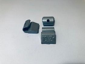Slagvikter till alu-fälg Zn 10 g 100 st