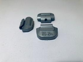 Slagvikter till stålfälg Zn 15  g 100 st
