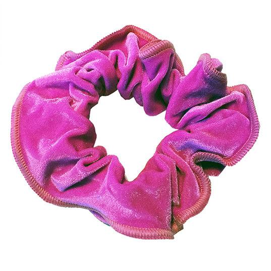 Rosa hårstrikk - Nervøs fløyel