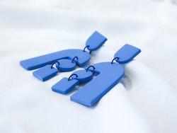 GEOMETRI (blå)