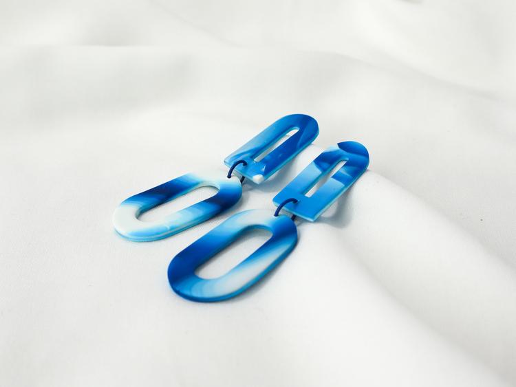 ODA (blå/vit)