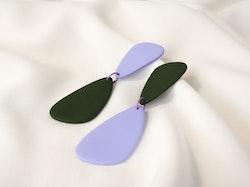 NUDDA (lila/oliv)