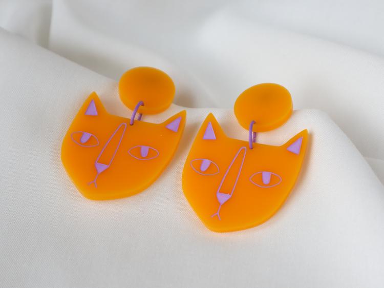 KATT (Mangogul/lila)