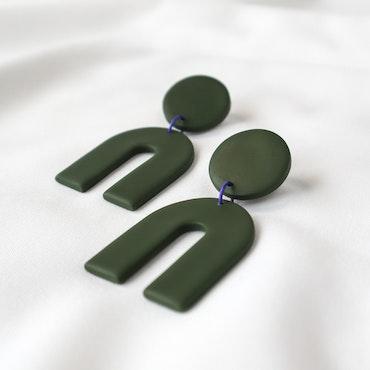 BÅGEN (olivgrön)