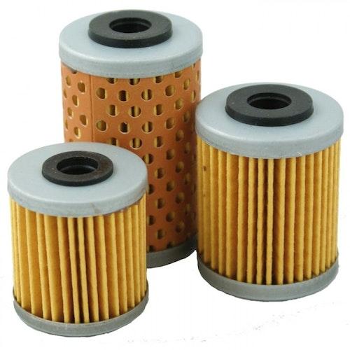 Oljefilter Holeshot äldre modeller sats om 2 filter