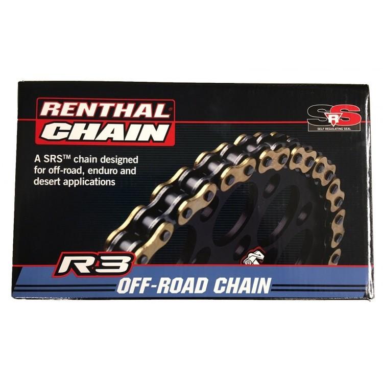 Renthal Kedja R3.3 520 SRS Ring