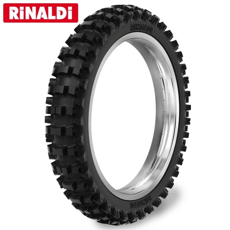 """RINALDI, RMX 35 DÄCK, 110/100-18"""", BAK"""