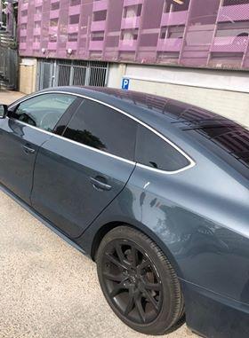 Audi A5 med EVOFILM