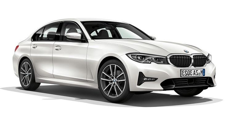 Solfilm til BMW 3-serie Sedan. Færdigskåret solfilm til alle BMW biler.