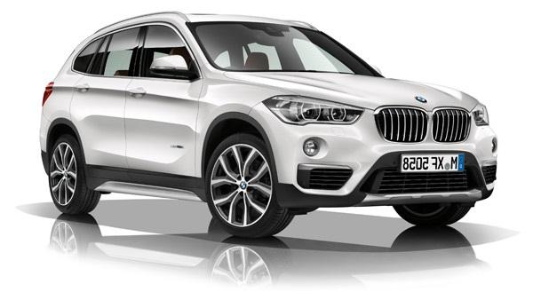 Solfilm til BMW X1. Færdigskåret solfilm til alle BMW biler.