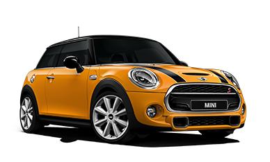 Solfilm til Mini One 3-døre. Færdigskåret solfilm til alle Mini biler.