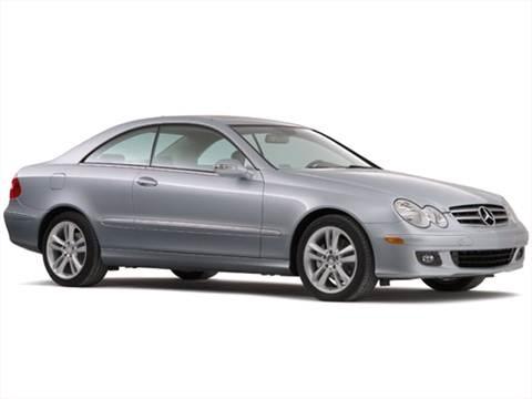 Mercedes CLK-Klass