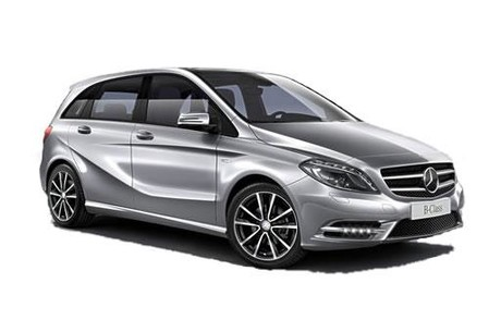 Mercedes B-Klass