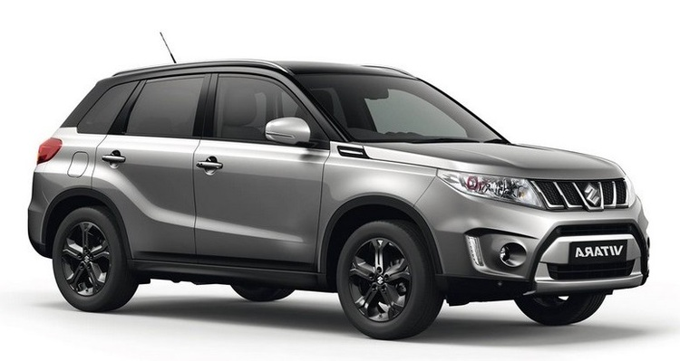 Solfilm til Suzuki Vitara. Færdigskåret solfilm til alle Suzuki biler.